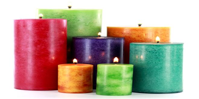 آموزش ساخت انواع شمع و صابون( معرفی سایت)