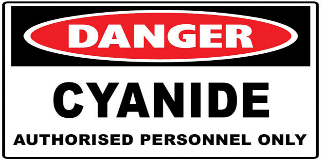 خطرات اسید سیا نیدریک و ترکیبات آن