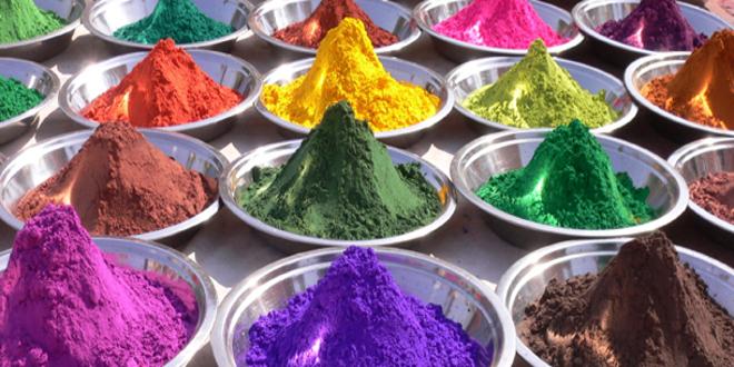 رنگ های پودری الکترواستاتیک