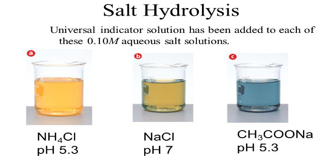 هیدرولیز یا آبکافت