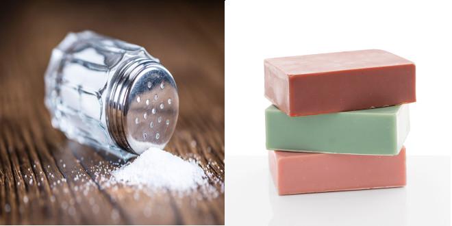 شیمی برای بچه ها:  صابون ها و نمک ها