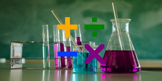 چهار عمل اصلی شیمی